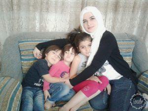 Die Familie Alur konnte aus Syrien nachziehen - und sucht nun dringend eine Wohnung.