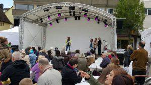 Fluchtgeschichten Programmpunkt Quellenfest