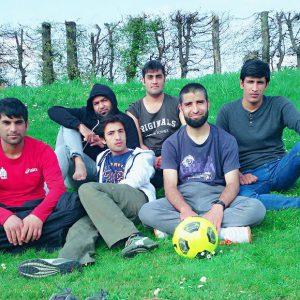 Fussballgruppe