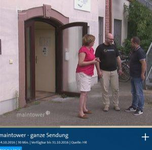 maintower-sendung