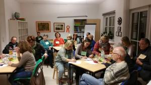 1. Koordinationstreffen Deutsch-Sprachkurse
