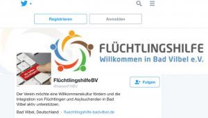 Twitter Verein