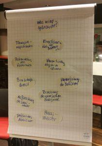 Wunschliste Flüchtlingshilfe in Bad Vilbel