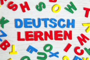 Fotolia Motiv Deutsch lernen