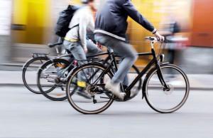 Fahrräder schaffen Unabhängigkeit